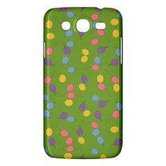Balloon Grass Party Green Purple Samsung Galaxy Mega 5 8 I9152 Hardshell Case