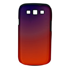 Course Colorful Pattern Abstract Samsung Galaxy S Iii Classic Hardshell Case (pc+silicone)