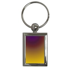 Course Colorful Pattern Abstract Key Chains (rectangle)