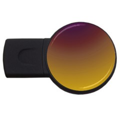 Course Colorful Pattern Abstract Usb Flash Drive Round (4 Gb)