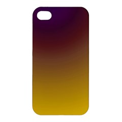 Course Colorful Pattern Abstract Apple Iphone 4/4s Premium Hardshell Case
