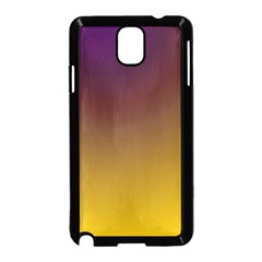 Course Colorful Pattern Abstract Samsung Galaxy Note 3 Neo Hardshell Case (black)