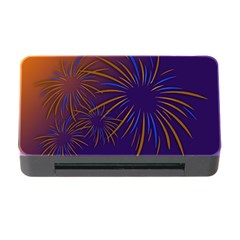 Sylvester New Year S Day Year Party Memory Card Reader With Cf