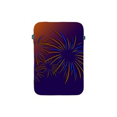 Sylvester New Year S Day Year Party Apple Ipad Mini Protective Soft Cases