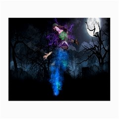 Magical Fantasy Wild Darkness Mist Small Glasses Cloth (2 Side)