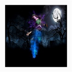 Magical Fantasy Wild Darkness Mist Medium Glasses Cloth (2 Side) by BangZart
