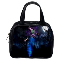 Magical Fantasy Wild Darkness Mist Classic Handbags (one Side)