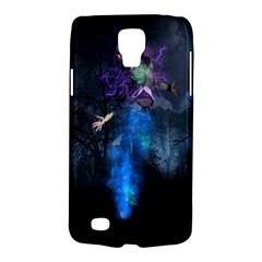 Magical Fantasy Wild Darkness Mist Galaxy S4 Active