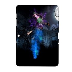 Magical Fantasy Wild Darkness Mist Samsung Galaxy Tab 2 (10 1 ) P5100 Hardshell Case  by BangZart