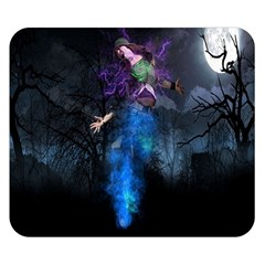 Magical Fantasy Wild Darkness Mist Double Sided Flano Blanket (small)  by BangZart