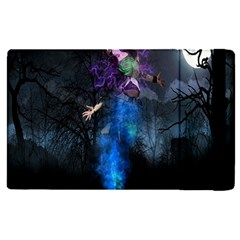 Magical Fantasy Wild Darkness Mist Apple Ipad Pro 9 7   Flip Case by BangZart
