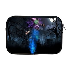 Magical Fantasy Wild Darkness Mist Apple Macbook Pro 17  Zipper Case
