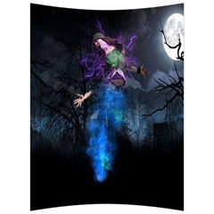 Magical Fantasy Wild Darkness Mist Back Support Cushion by BangZart