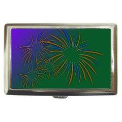 Sylvester New Year S Day Year Party Cigarette Money Cases