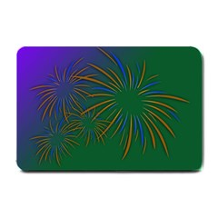 Sylvester New Year S Day Year Party Small Doormat