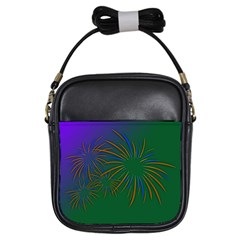Sylvester New Year S Day Year Party Girls Sling Bags