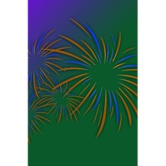 Sylvester New Year S Day Year Party 5 5  X 8 5  Notebooks