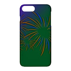 Sylvester New Year S Day Year Party Apple Iphone 7 Plus Hardshell Case