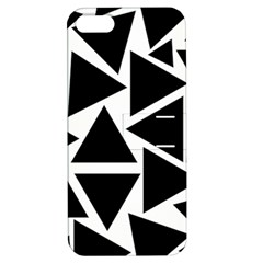 Template Black Triangle Apple Iphone 5 Hardshell Case With Stand