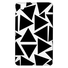Template Black Triangle Samsung Galaxy Tab Pro 8 4 Hardshell Case