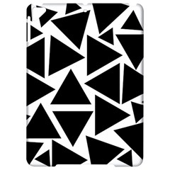 Template Black Triangle Apple Ipad Pro 9 7   Hardshell Case by BangZart