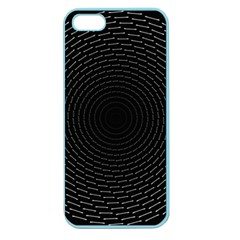 Q Tips Collage Space Apple Seamless Iphone 5 Case (color)