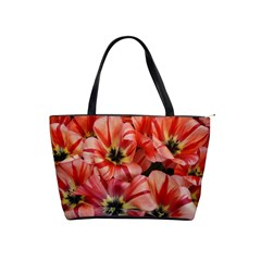 Tulips Flowers Spring Shoulder Handbags