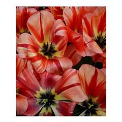 Tulips Flowers Spring Shower Curtain 60  X 72  (medium)