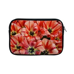 Tulips Flowers Spring Apple Ipad Mini Zipper Cases by BangZart