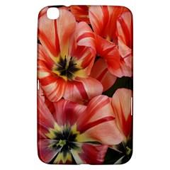 Tulips Flowers Spring Samsung Galaxy Tab 3 (8 ) T3100 Hardshell Case