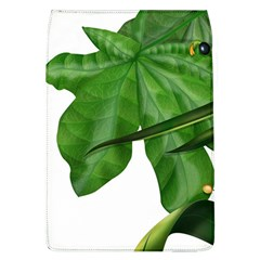 Plant Berry Leaves Green Flower Flap Covers (l)