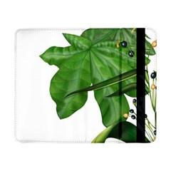 Plant Berry Leaves Green Flower Samsung Galaxy Tab Pro 8 4  Flip Case