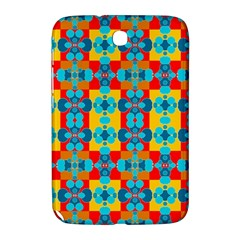 Pop Art Abstract Design Pattern Samsung Galaxy Note 8 0 N5100 Hardshell Case