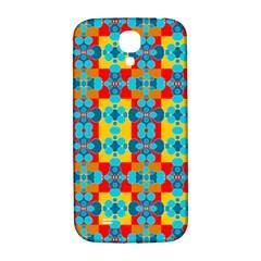 Pop Art Abstract Design Pattern Samsung Galaxy S4 I9500/i9505  Hardshell Back Case