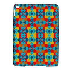 Pop Art Abstract Design Pattern Ipad Air 2 Hardshell Cases