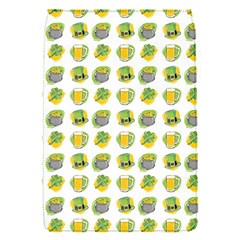 St Patrick S Day Background Symbols Flap Covers (s)