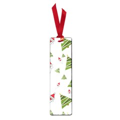 Christmas Santa Claus Decoration Small Book Marks