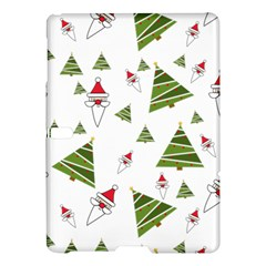 Christmas Santa Claus Decoration Samsung Galaxy Tab S (10 5 ) Hardshell Case