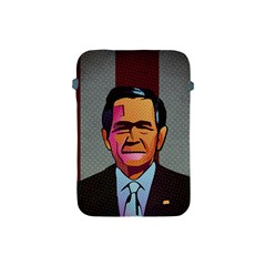 George W Bush Pop Art President Usa Apple Ipad Mini Protective Soft Cases