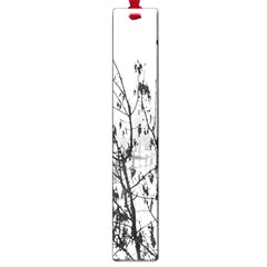 Snow Winter Cold Landscape Fence Large Book Marks