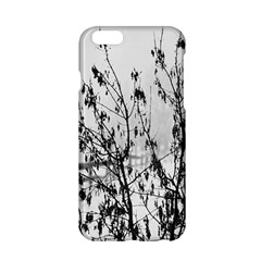 Snow Winter Cold Landscape Fence Apple Iphone 6/6s Hardshell Case by BangZart