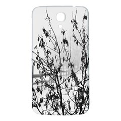 Snow Winter Cold Landscape Fence Samsung Galaxy Mega I9200 Hardshell Back Case