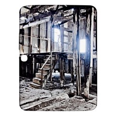 House Old Shed Decay Manufacture Samsung Galaxy Tab 3 (10 1 ) P5200 Hardshell Case