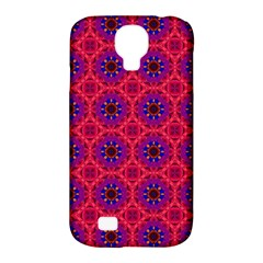 Retro Abstract Boho Unique Samsung Galaxy S4 Classic Hardshell Case (pc+silicone)