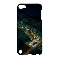 Commercial Street Night View Apple Ipod Touch 5 Hardshell Case
