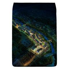 Commercial Street Night View Flap Covers (s)