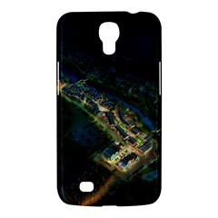 Commercial Street Night View Samsung Galaxy Mega 6 3  I9200 Hardshell Case
