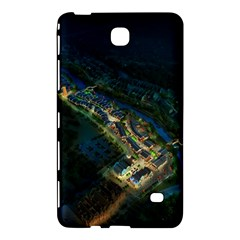 Commercial Street Night View Samsung Galaxy Tab 4 (7 ) Hardshell Case
