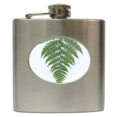 Boating Nature Green Autumn Hip Flask (6 Oz) by BangZart