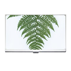 Boating Nature Green Autumn Business Card Holders
